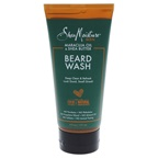 Shea Moisture Maracuja Oil & Shea Butter Beard Wash Deep Clean & Refresh Cleanser