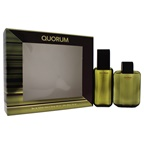 Antonio Puig Quorum 3.4oz EDT Spray, 3.4oz After Shave Lotion