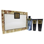 Liz Claiborne Bora Bora 3.4oz Cologne Spray, 3.4oz Body Moisturizer, 3.4oz Hair & Body Wash