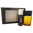 Azzaro Loris Azzaro 3.4oz EDT Spray, 5.1oz Deodorant Spray