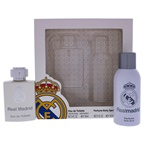 Real Madrid Real Madrid 3.4oz EDT Spray, 5.1oz Deodorant Body Spray
