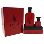 Ralph Lauren Polo Red 10.1oz EDT Spray (Refill), 1.36oz EDT Spray (Refillable), Funnel