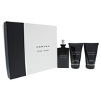 Carven Pour Homme 3.33oz EDT Spray, 3.33oz After-Shave Balm, 3.33oz Bath and Shower Gel