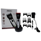 WAHL Professional Artist Chromstyle Pro Cord/Cordless Clipper - Model # 8548-100 - Silver/Black