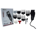 WAHL Professional Pilot Small Professional Corded Clipper - Model # 8483 - Black