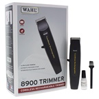 WAHL Professional Cordless Rechargeable - Model # 8900 - Black Trimmer