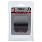 WAHL Professional Stainless Steel Attachment Comb - # 1 For Cuts 1/8 Black