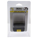 WAHL Professional Stainless Steel Attachment Comb - # 5 For Cuts 5/8 Black