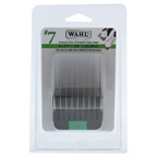 WAHL Professional Stainless Steel Attachment Comb - # 7 For Cuts 7/8 Black