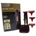 WAHL Professional 5 Star Retro T-Cut - Model # 8412 - Red Trimmer