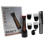 WAHL Professional Beret Lithium-Ion Trimmer - Model # 8841 - Black/Brown