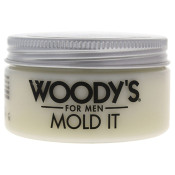 Woody's Mold It Medium Hold Matte Styling Paste