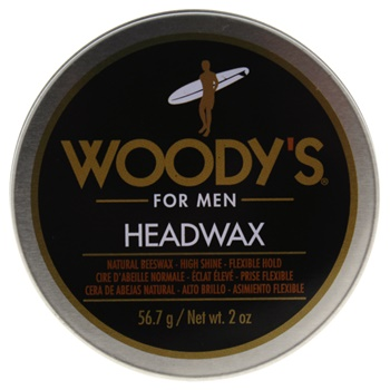 Woody's Headwax Natural Beeswax Pomade