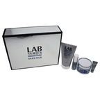 Lab Series Max LS Kit 5.0oz Max Ls Daily Renewing Cleanser, 1.7oz Max Ls Age-Less Power V Lifting Cream, 0.5 Max Ls Instant Eye lift, 0.24oz Max Ls Power V Lifting Serum
