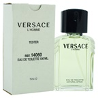 Versace Versace LHomme EDT Spray (Tester)