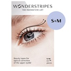 WONDERSTRIPES (S+M) Beauty Patches - orginal upper eyelid lifting tape