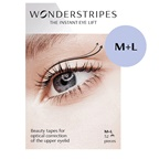 WONDERSTRIPES (M+L) Beauty Patches - orginal upper eyelid lifting tape