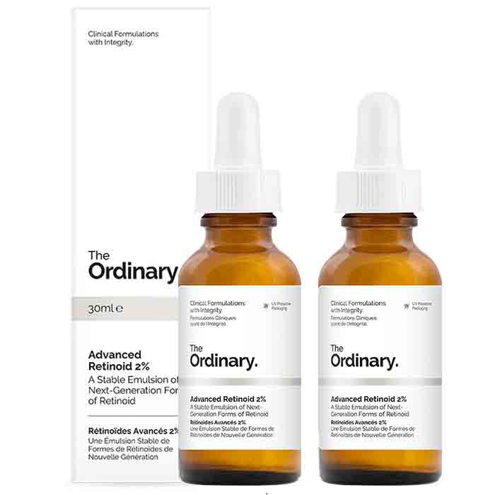 The Ordinary Advanced Retinoid 2% [Double Pack]