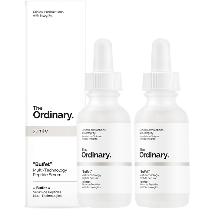 The Ordinary Buffet  [Double Pack]