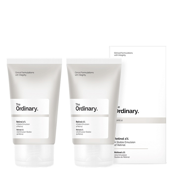 The Ordinary Retinol 1%  [Double Pack]