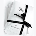 The ONE Bio Cellulose Facial Sheet Mask (Pack of 5 Masks)