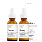 The Ordinary 100% Organic Cold-Pressed Rose Hip Seed Oil [Double Pack]
