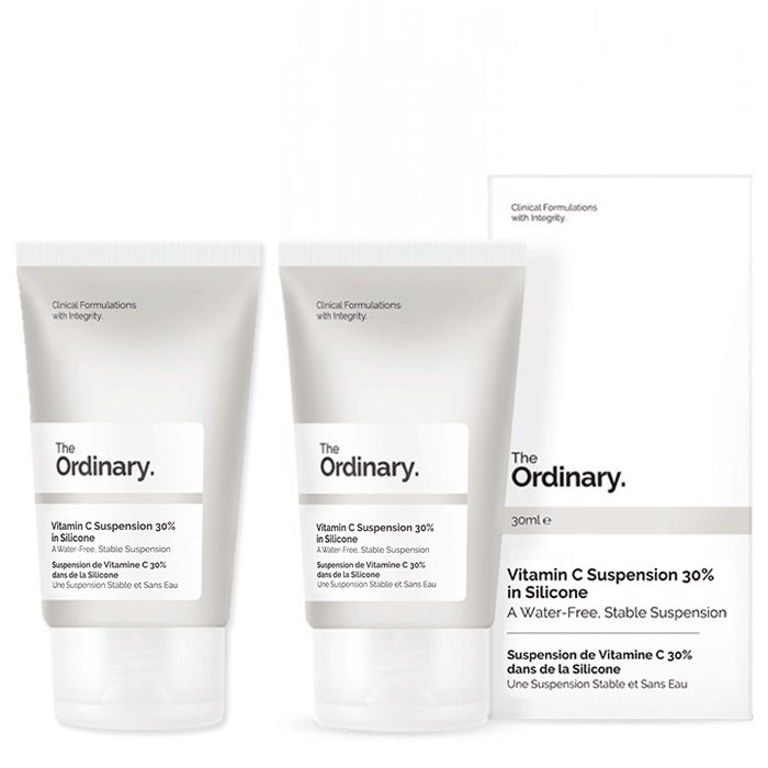 The Ordinary Vitamin C Suspension 30% in Silicone [Double Pack]