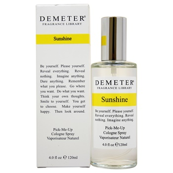 Demeter Sunshine Cologne Spray