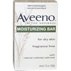 Aveeno Active Naturals Moisturizing Bar for Dry Skin with colloidal oatmeal Soap
