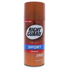 Right Guard Deodorant Aerosol Spray, Original Deodorant Spray
