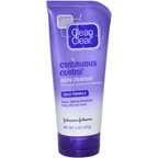 Clean & Clear Daily Formula Continuous Control Acne Cleanser