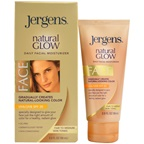 Jergens Natural Glow Healthy Complexion Daily Facial Moisturizer For Fair to Medium Spf
