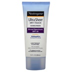 Neutrogena Ultra Sheer Dry-Touch Sunblock SPF-55