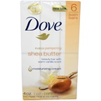 Dove Shea Butter Moisturizing Cream Bath Bar Soap