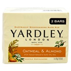 Yardley London Oatmeal & Almond Bar Soap