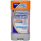Right Guard Total Defense 5 Power Gel Antiperspirant Deodorant Arctic Refresh Deodorant Stick