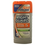 Right Guard Total Defense Power Stripe Invisible Solid Fresh Blast Antiperspirant Deodorant Deodorant Stick