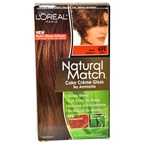 L'Oreal Paris Natural Match Hair Color # 4R Dark Auburn