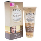 Jergens Natural Glow Healthy Complexion Daily Facial Moisturizer For Medium to Tan Spf 2
