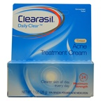 Clearasil Tinted Acne Treatment Cream