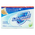 Safeguard Safeguard Deodorant Antibacterial Deodorant Soap White Bar Soap