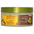 Alba Botanica Hawaiin Coconut Milk Nourishing Body Cream