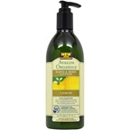Avalon Organics Hand & Body Lotion - Lemon