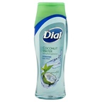 Dial Coconut Water Ultra Fresh Hydrating Body Wash
