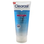 Clearasil Ultra Acne + Marks Wash and Mask Facial Wash
