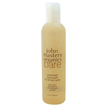 John Masters Organics Bare Unscented Body Wash