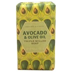 Crabtree & Evelyn Avocado & Olive Oil Triple Milled Soap Soap