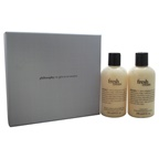 Philosophy I Think You Are Wonderful Fresh Cream 8oz Shampoo, Shower Gel & Bubble Bath , 8oz Body Lotion