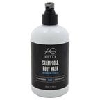 AG Hair Cosmetics Shampoo & Body Wash Invigorating Cleanser