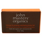 John Masters Organics Orange & Ginseng Exfoliating Body Bar Soap